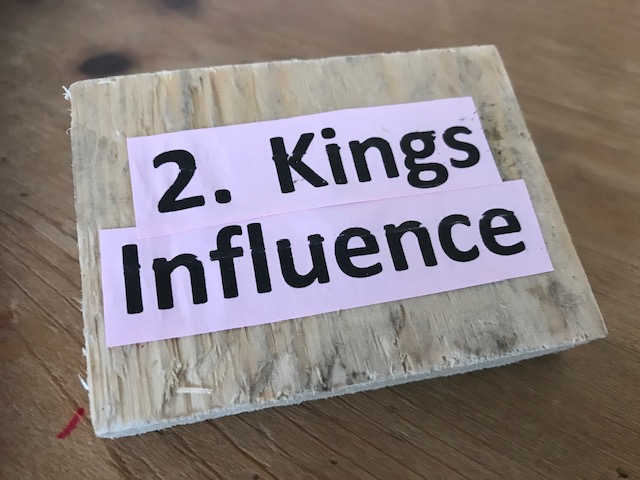 2 kings influence daniel chapter 3 6